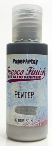 Fresco Finish - Pewter